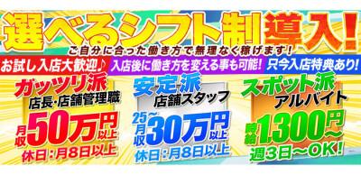 新大阪秘密倶楽部の男性求人