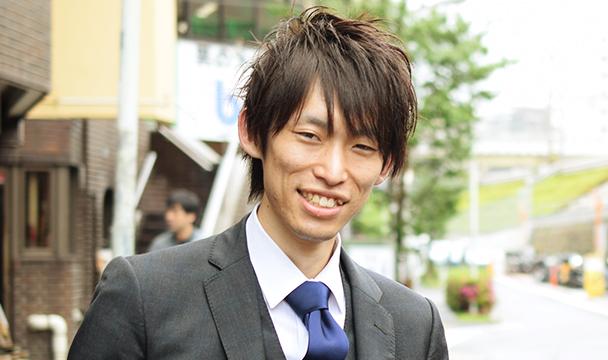 年収480万円 入社2ヵ月 松本さん(26歳)