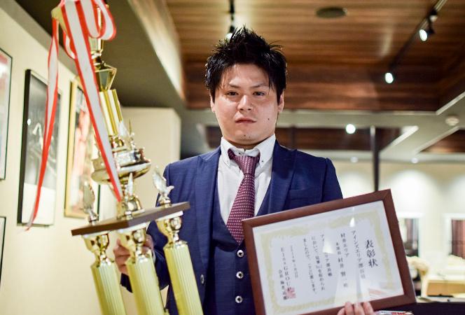 「村井さんなら大丈夫!」業界を辞めようとした時、声をかけてくれたのが今の代表