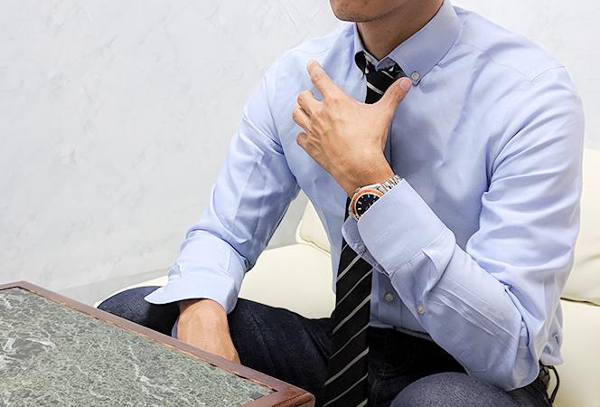 サボりがちだった20代。ここで店長となり、やりがいを得て今、渋谷No.1を目指す