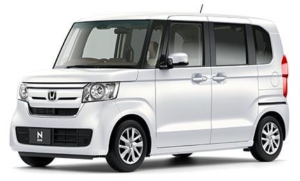 ホンダ N-BOX 風俗の送迎車種 ドライバー運転手の仕事・バイト用