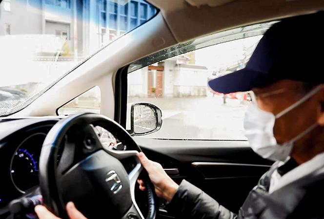 スタートは「運転が好き」。特技を活かした先に、広がった可能性